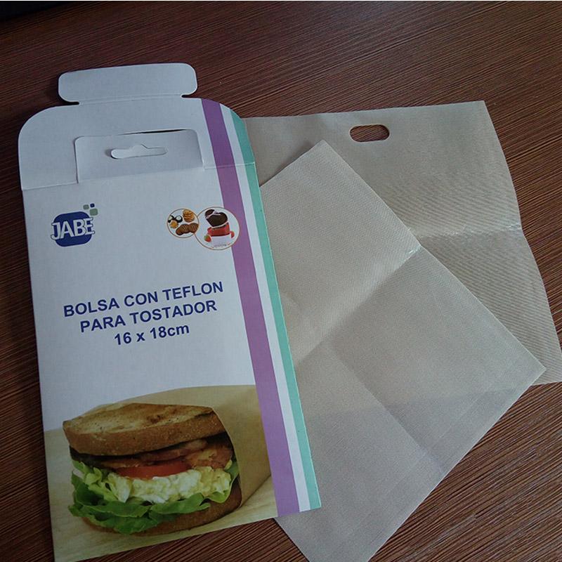 High quality sandwich toast bread bag