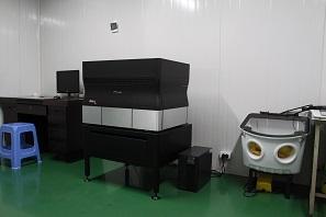 Our Lab 3D Printer