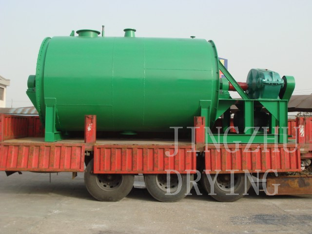 a chemical plant in zhejiang order precision casting 10 sets of vacuum rake dryer in recently issued