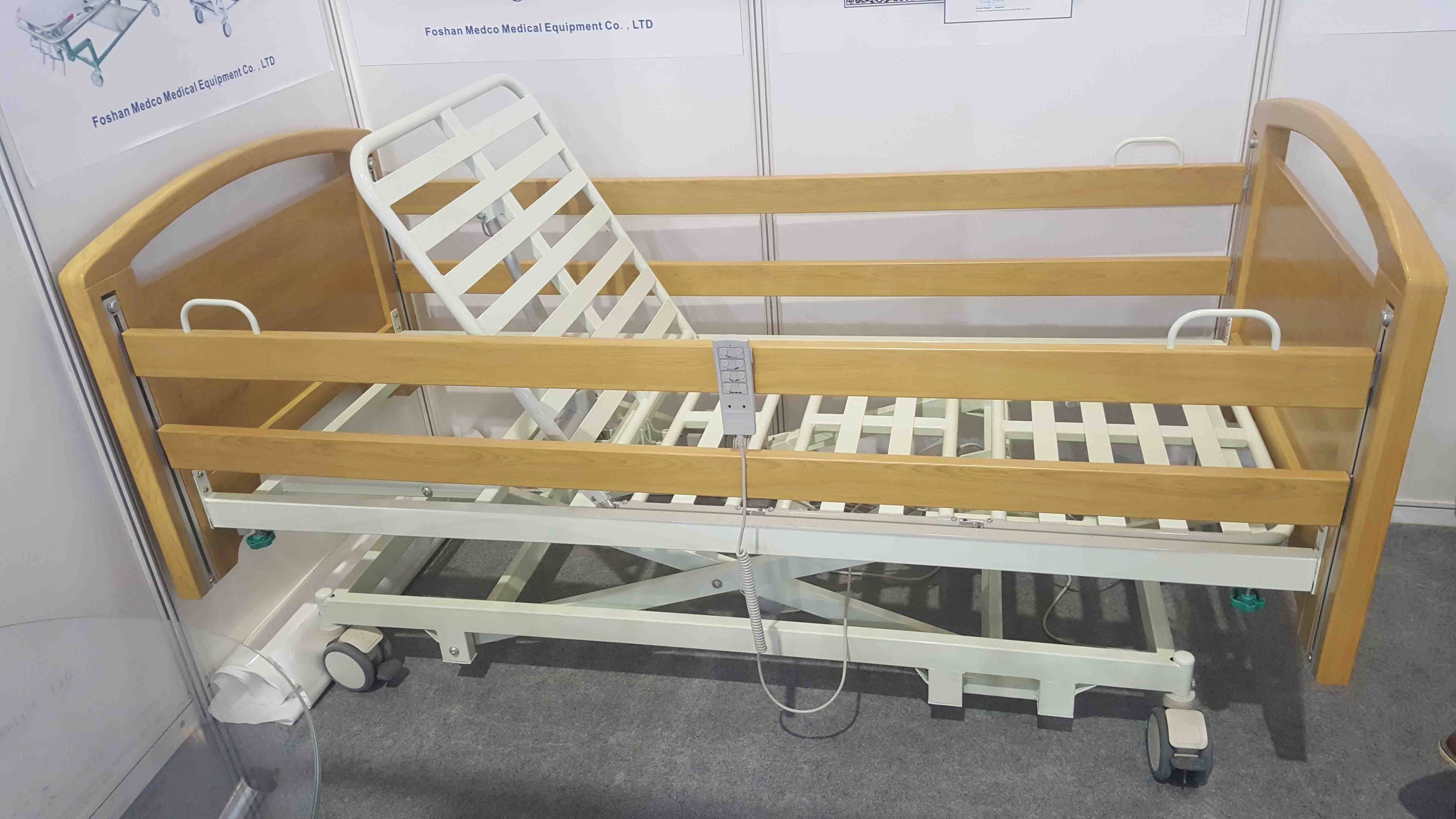 New model of home care bed