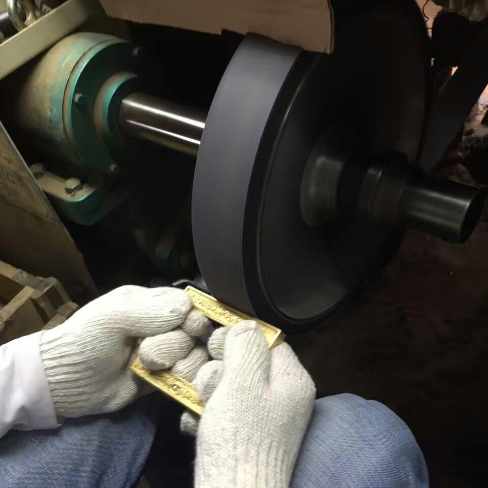 Brass Socket Face Plate Polishing