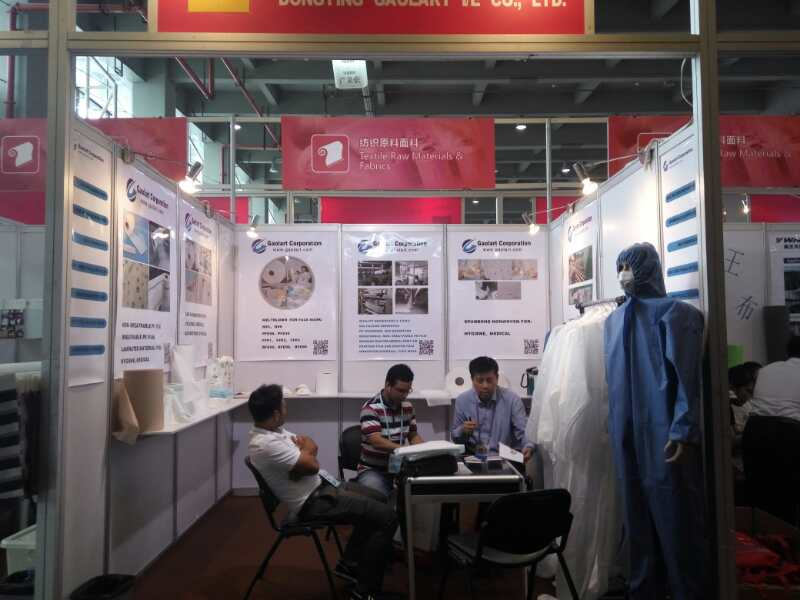 Booth 14.4J02 at Canton Fair 121th