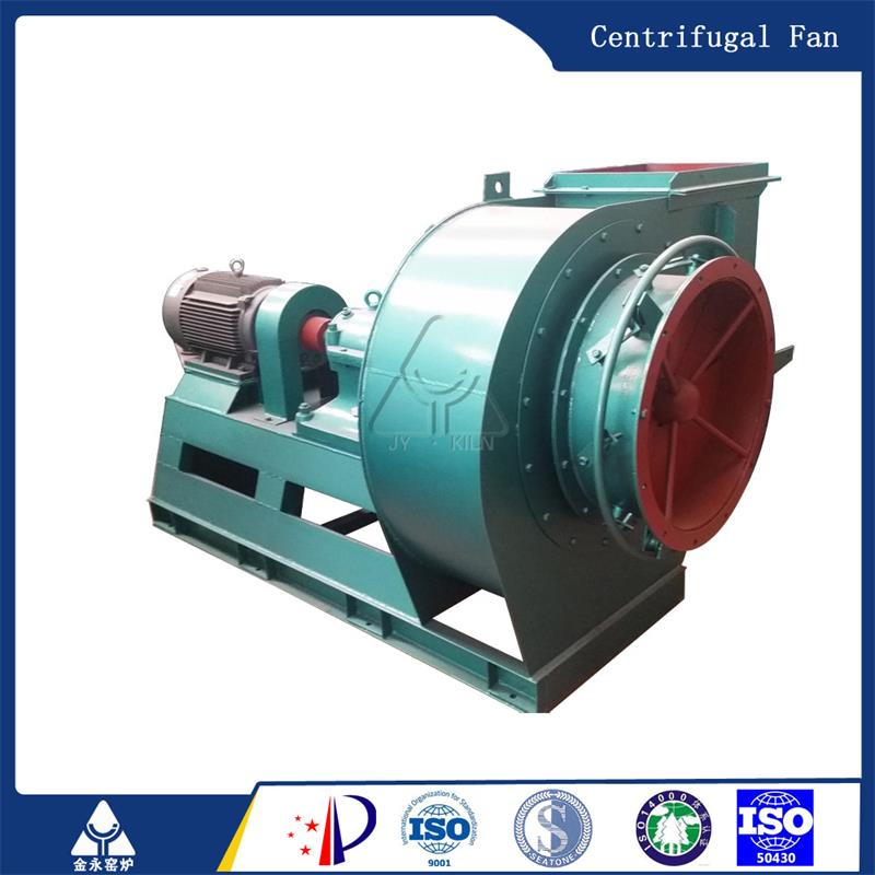 Centrifugal Fan Used In Lime Kiln