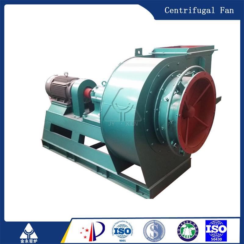 Centrifugal Fan Used In Lime Kiln