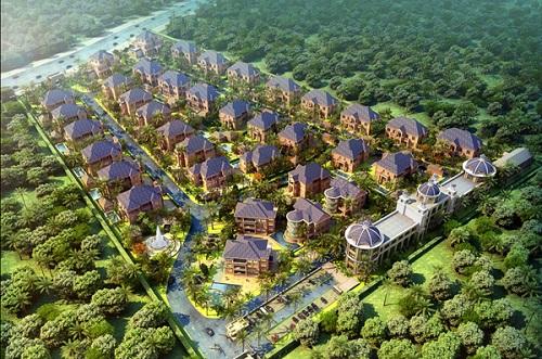Nigeria apapa's villa building