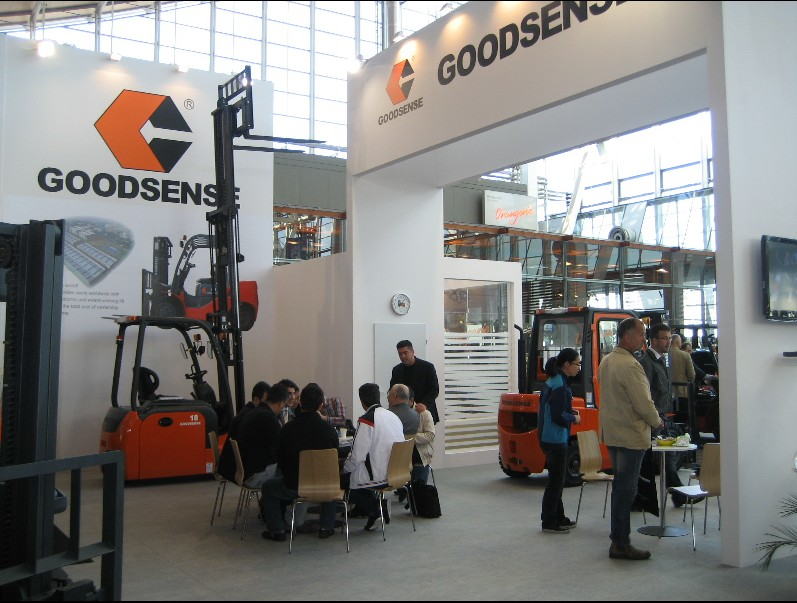 Germany CeMat Trade show