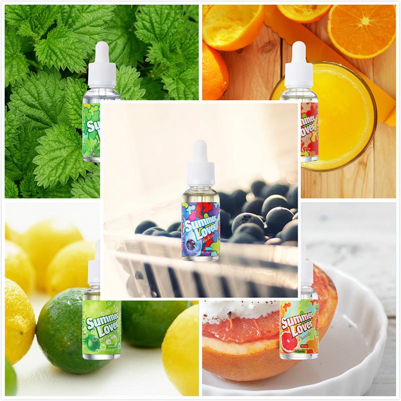 Summer lover 5 flavours e liquid