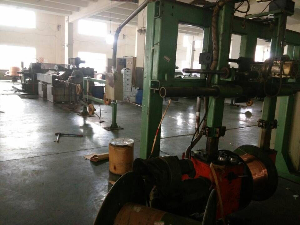 Paper Covered Wire Production Line