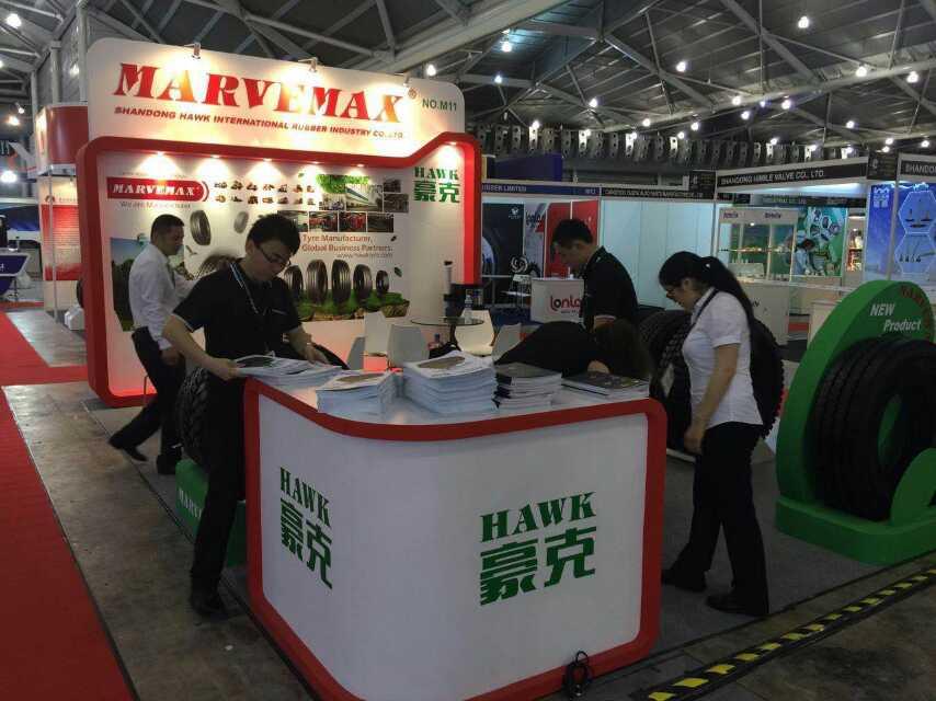 TYREXPO ASIA 2015--Singapore Tyre expo