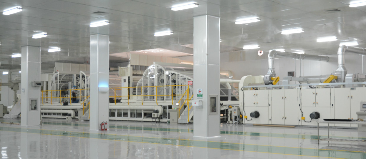 Thermobonding Production Line
