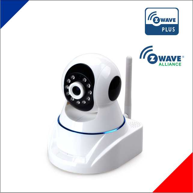 smart home automation infrared web camera