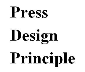 Power Press Princible