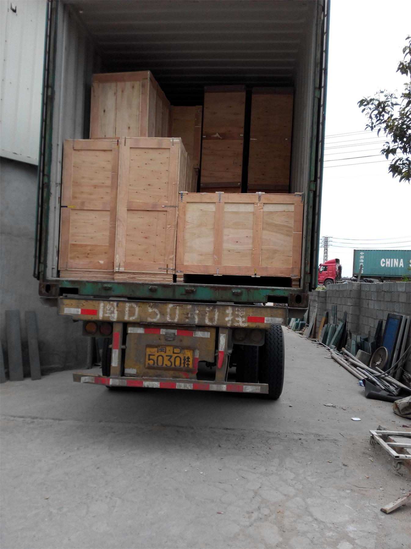 goods loading photoes