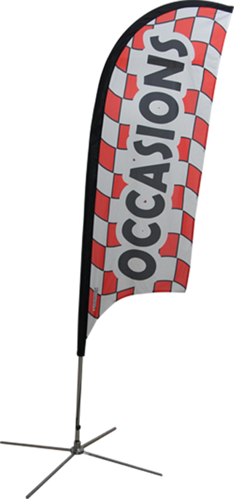 Flying Solar Flag Advertising Tent 2.4m,3.5m,4.8m