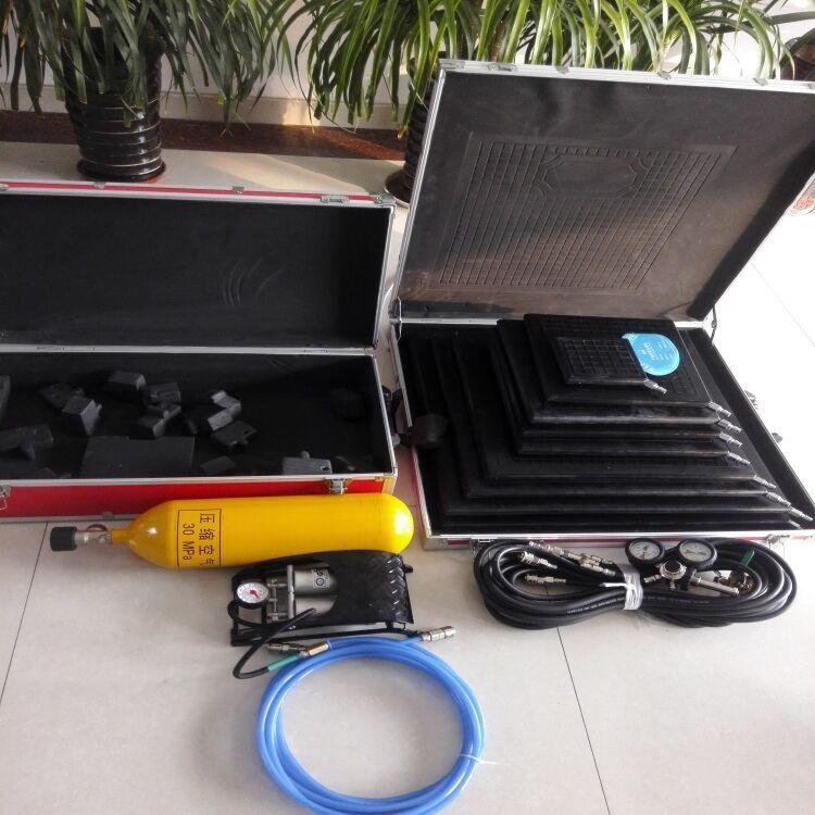Emergency response center in Fangcheng city order Qingdao ARD rubber lifting cushion