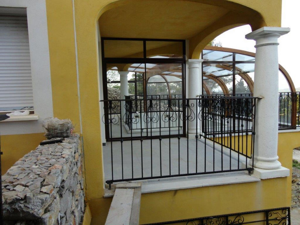 Wrought Iron Project for France
