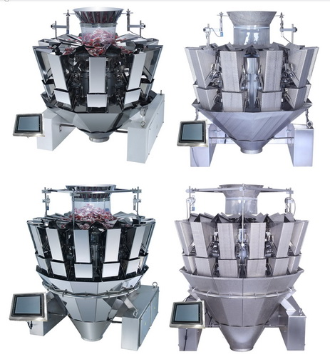 Agent for multihead weigher want
