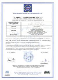 Machine Room Passenger Lift CE Certificate