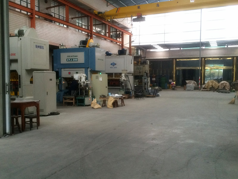 Transformer production equipment