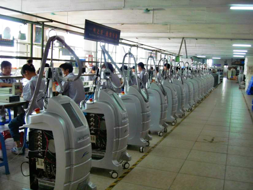 Cryolipolysis Machine Production