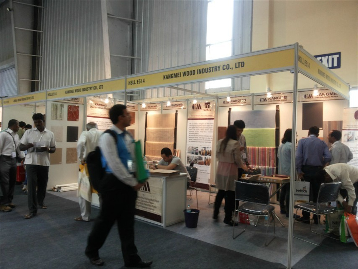 Indiawood 2014 Woodworking and Machinery Fair
