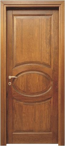 Italian Wooden Door