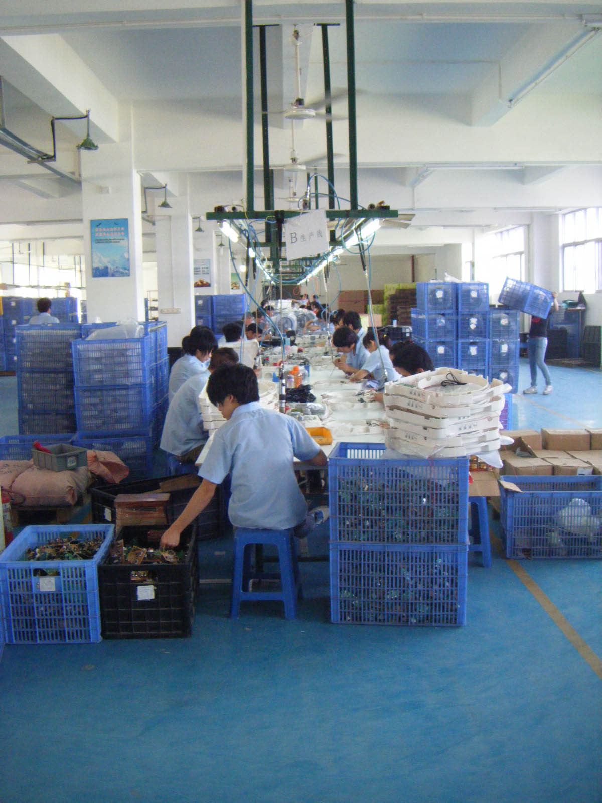 Solar Lamp Production Line