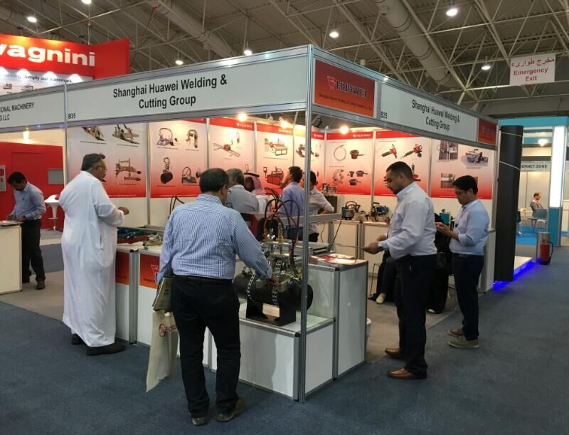 Huawei at Metal & Steel Saudi Arabia 2016