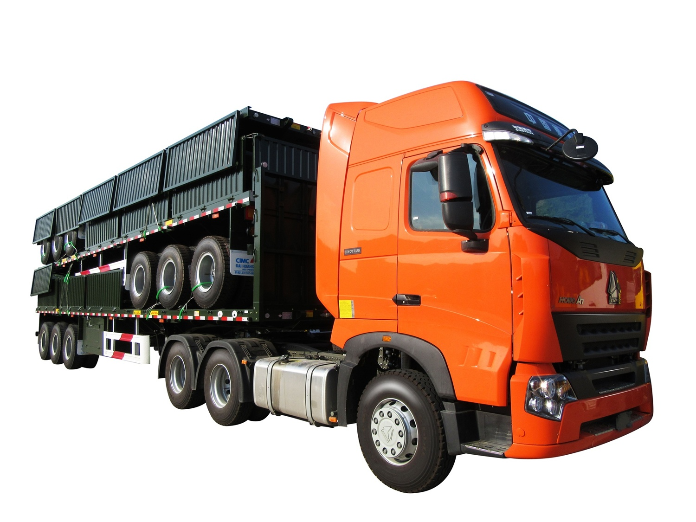 Sinotruk HOWO A7 420HP Tractor Truck Trailer Trucks Tractor Head