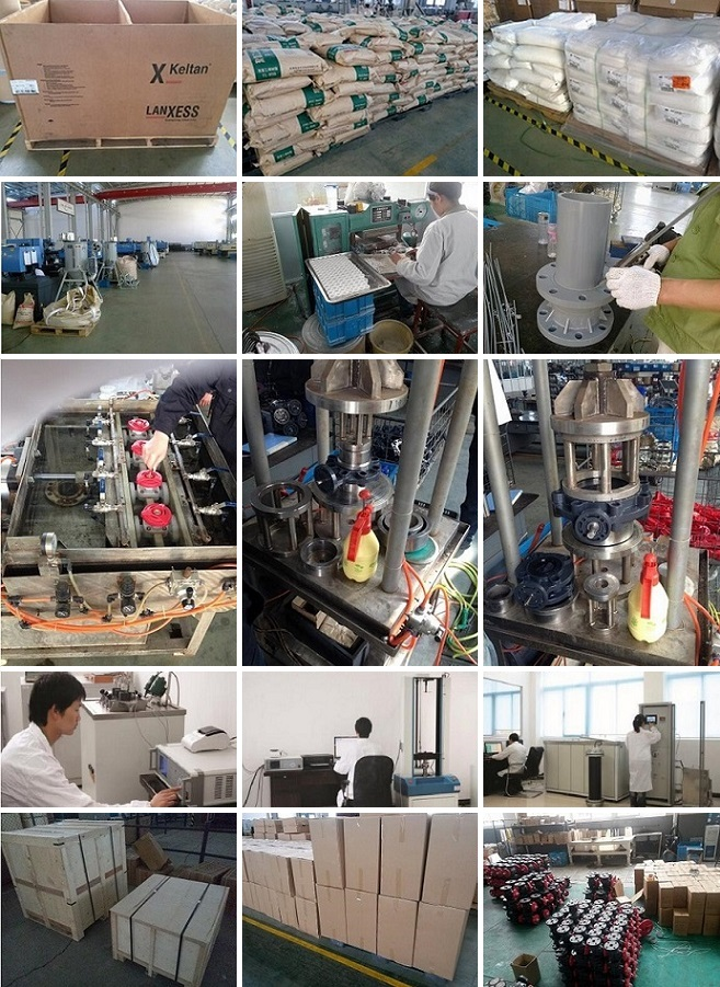 Production process and quality control