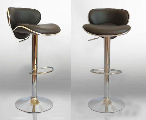 PU leather bar chair