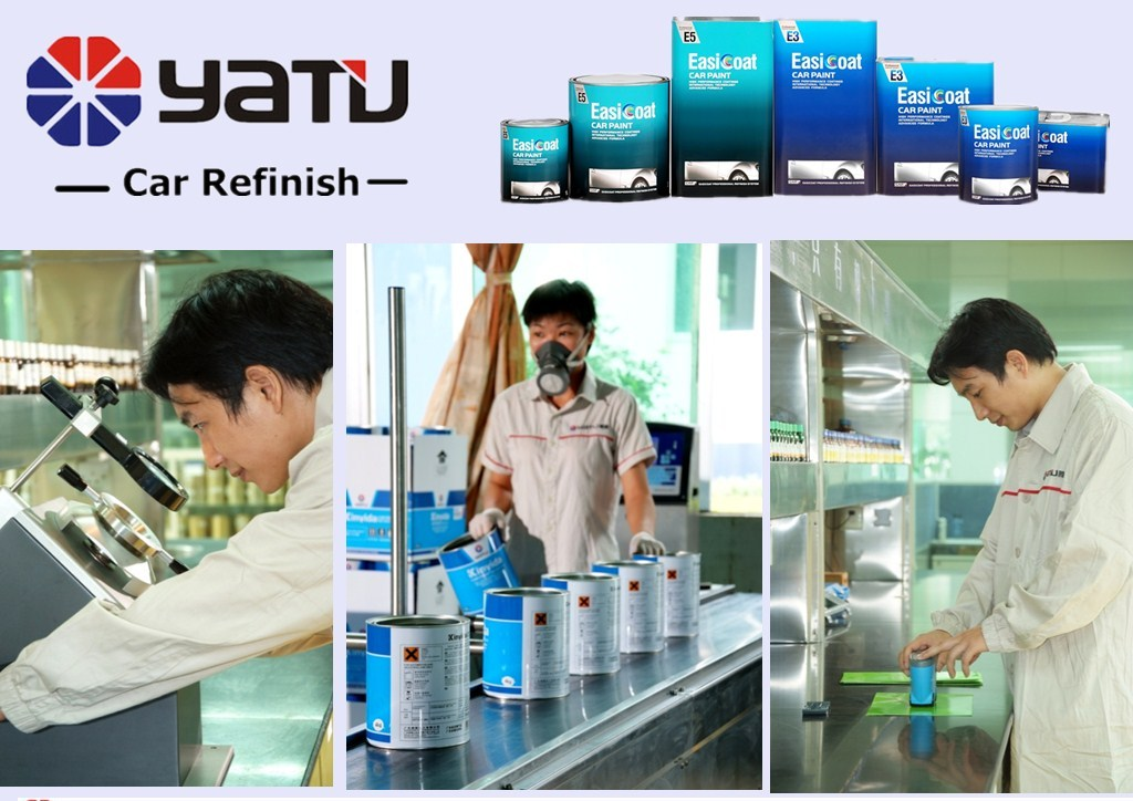 Yatu Car Paint Engineer- National Model Worker