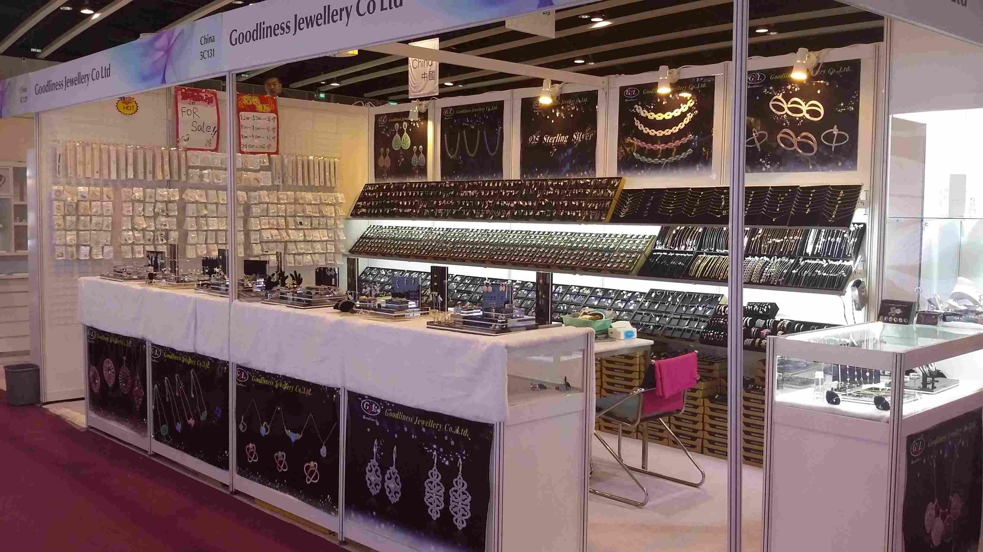 HKTDC HongKong Internation Jewelry Show 2016