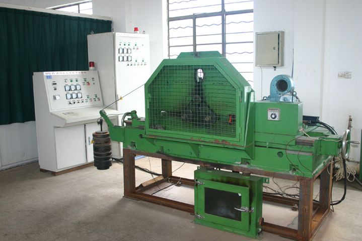 4-Pulley Durability Tester