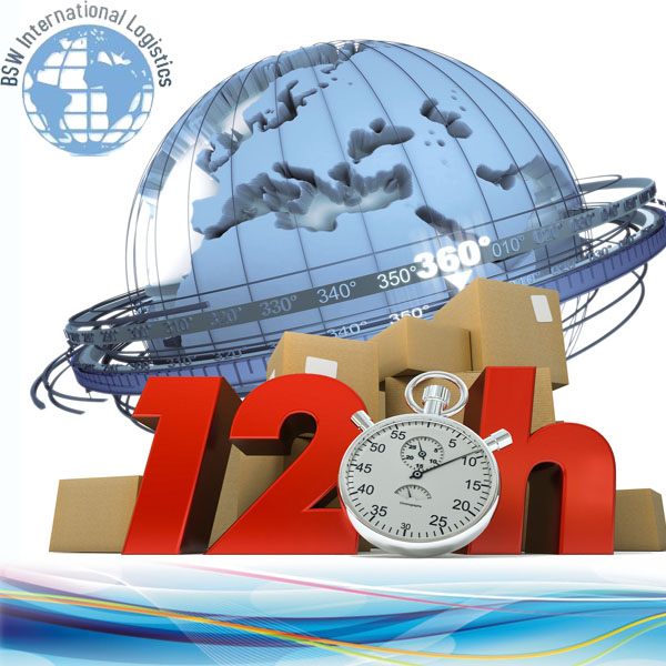 Freight forwarder responsibility ; Logistics service duty