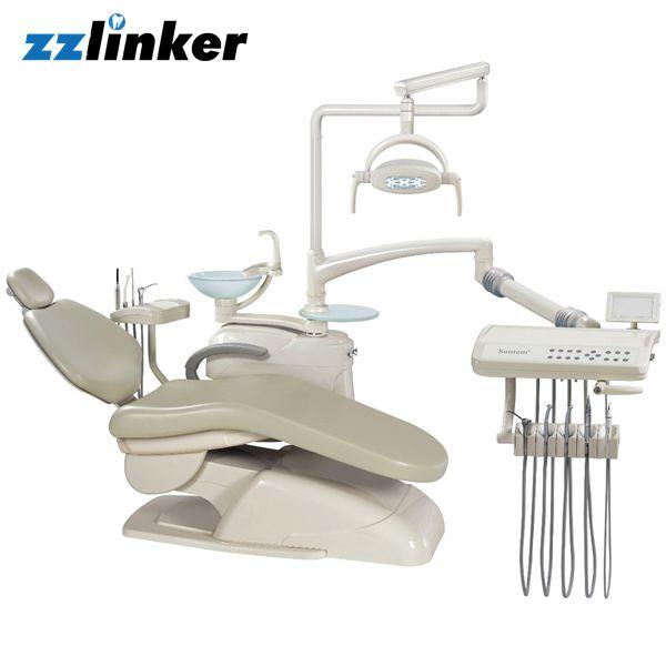 Suntem ST-D307 Low Mounted PU Leather 3 Programs Dental Unit