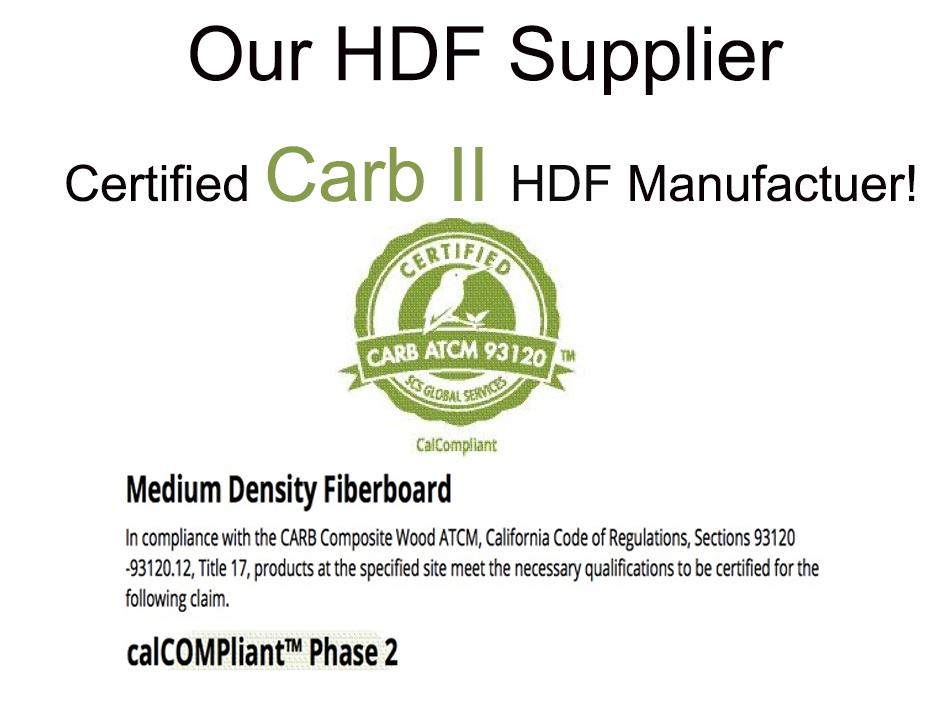 CARB 2 HDF Laminate Flooring manufacturer