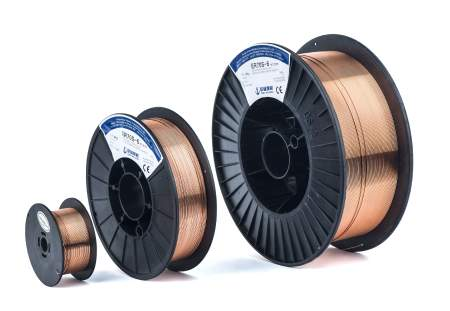 ER70S-6: CO2 gas-shield Welding Wire