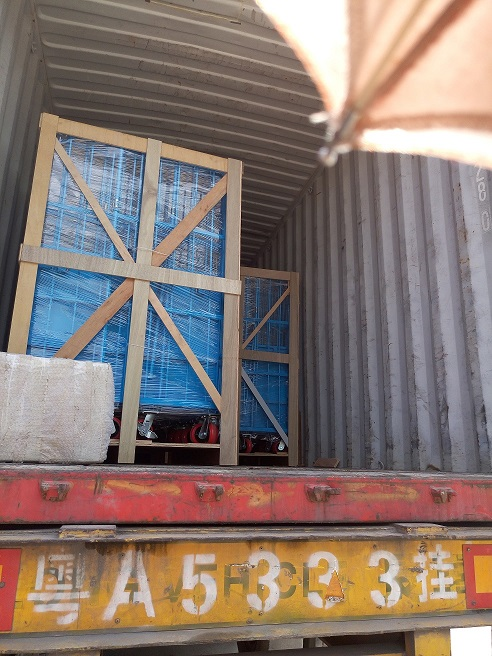 Loading picture for Roll Container