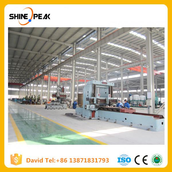 oil machinery workshop