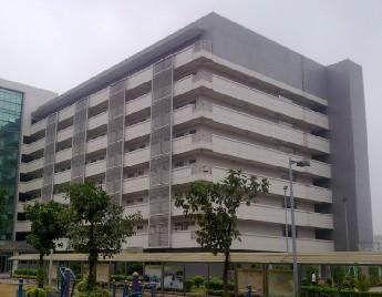 Staff dormitory building