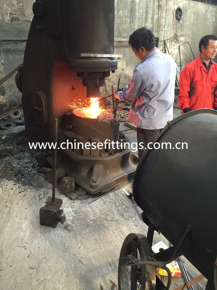 forging for flanges