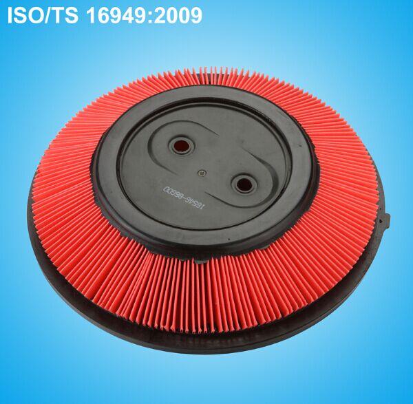 Round Air filter 16546-86G00