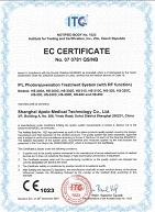 IPL CE medical certificate