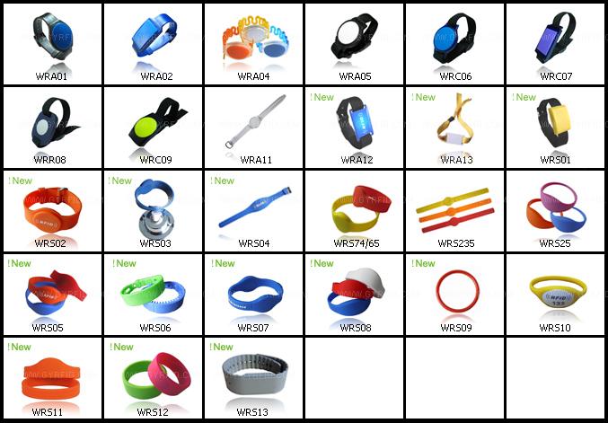 GYRFID wristband