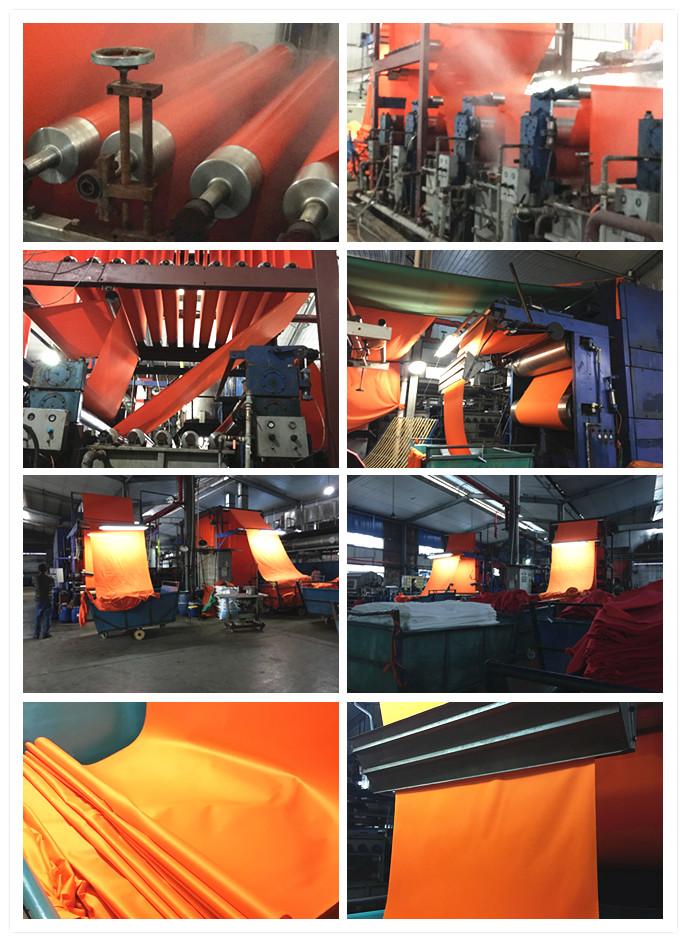 Wuhan Manufactory FR Flame Retardant Cotton Fabric