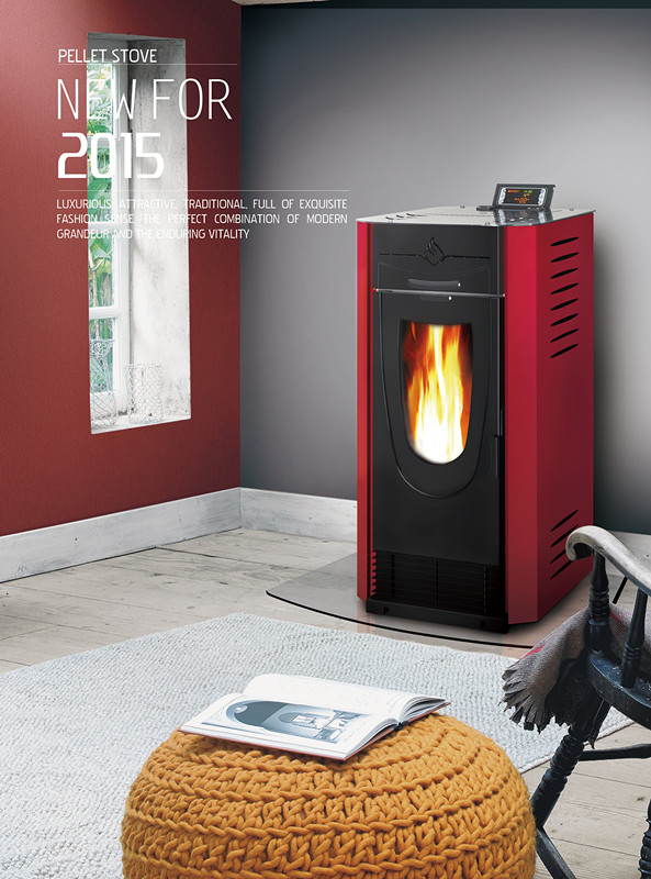 CR-04 2015 New Product for Pellet Stove