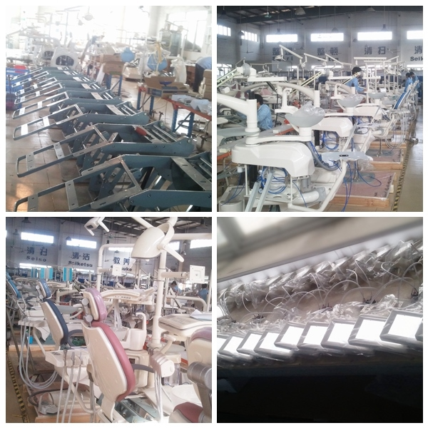 Dental unit factory - 1
