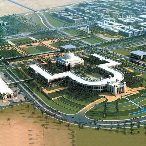 2010 Princess Nora Bint Abdul Rahman University Project