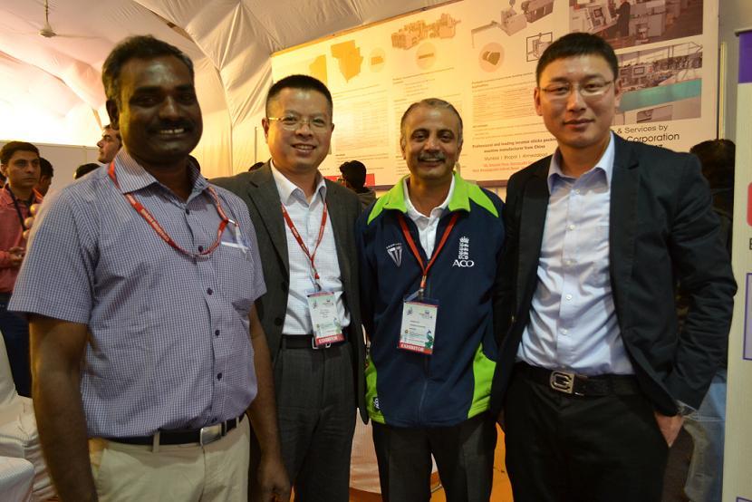 Indian Tech Agarbatti Expo 2014